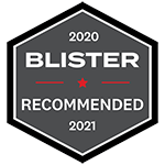 blister recommended 2021