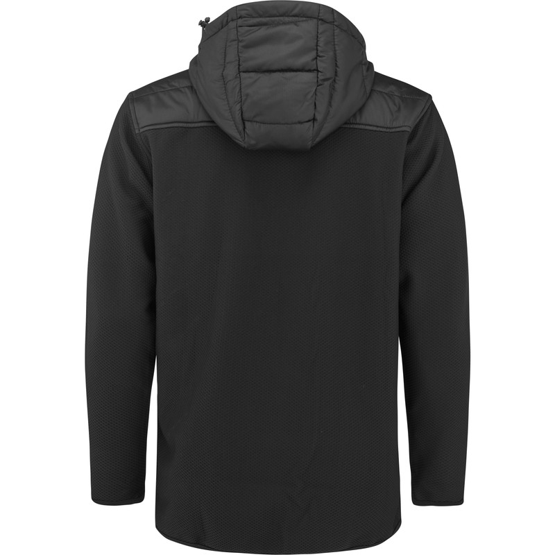 Heatshield Jacket Black