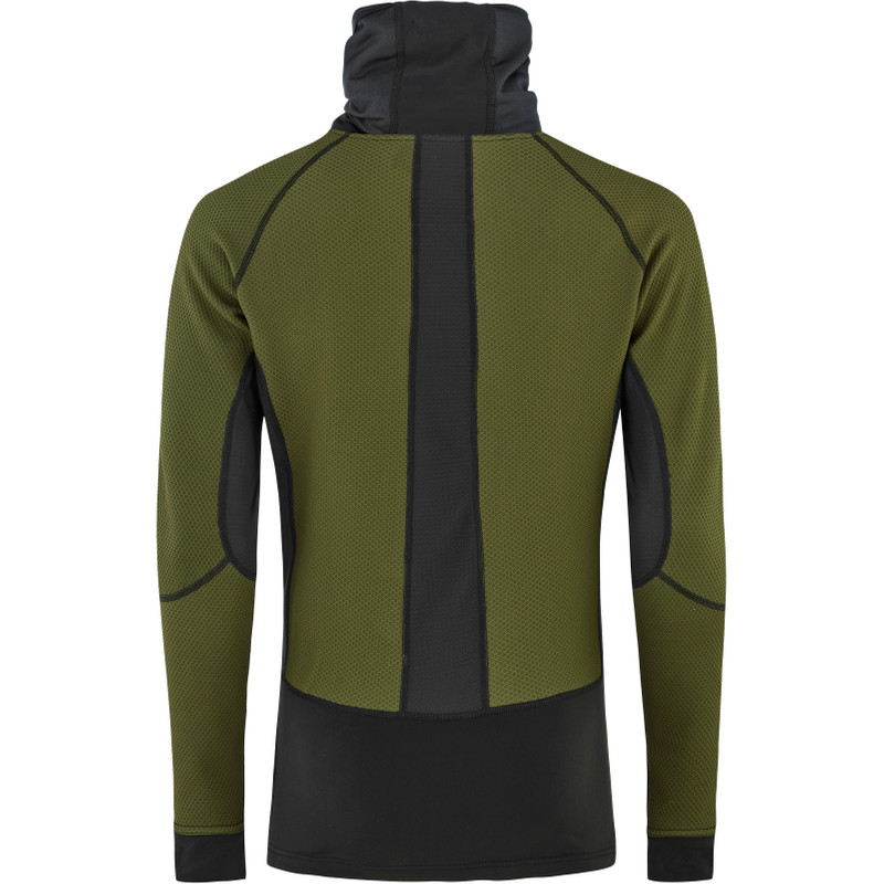 Heatshield Top Base Layer Army Green