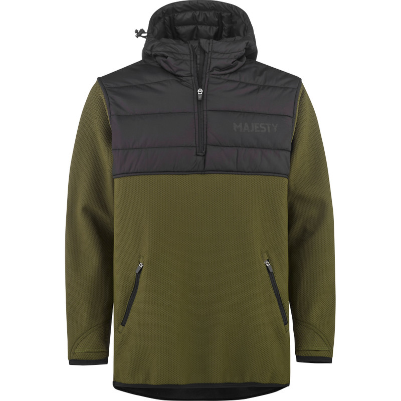 Heatshield Jacket Army Green